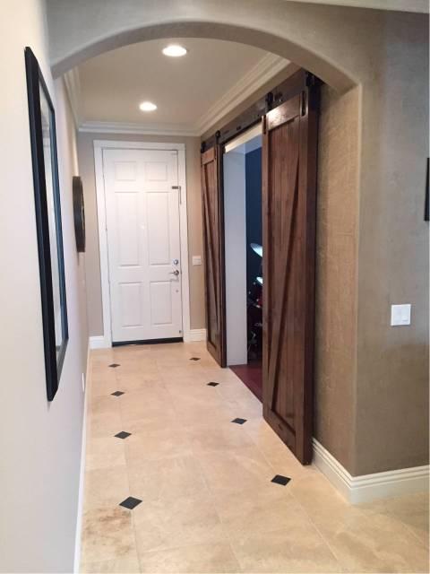 Crown Moulding Amp Door